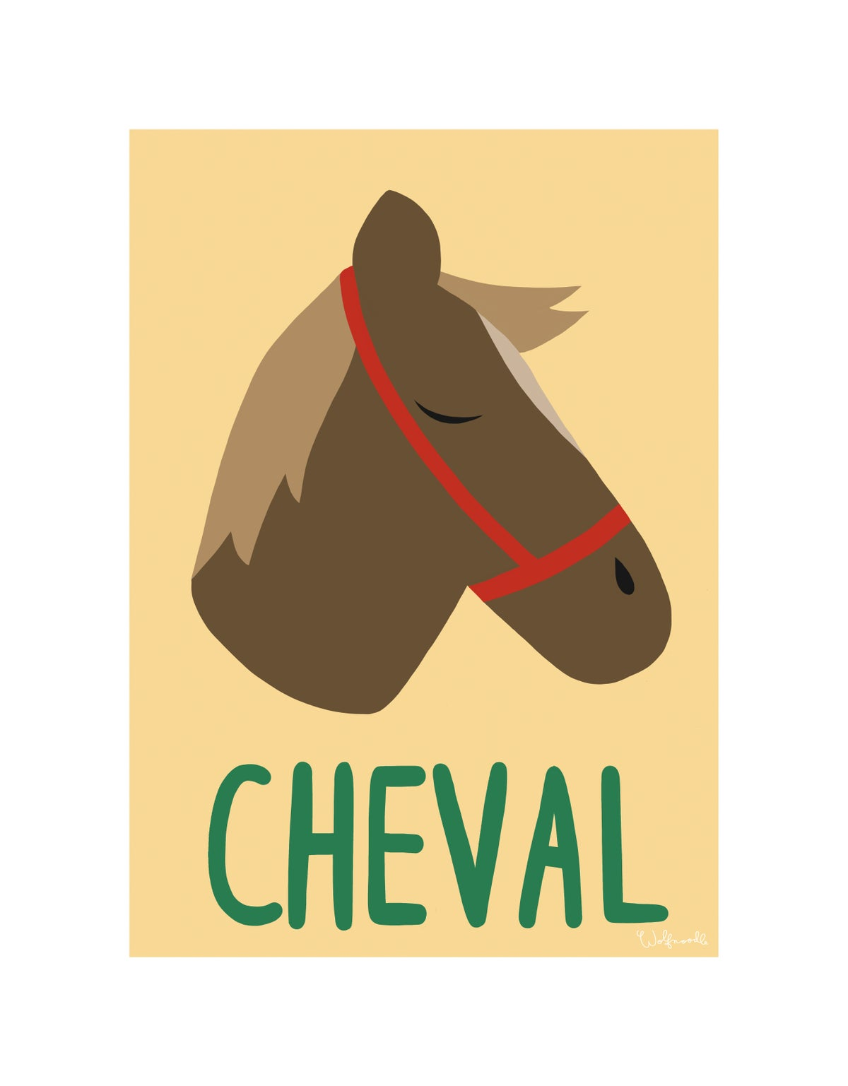 Image of CHEVAL