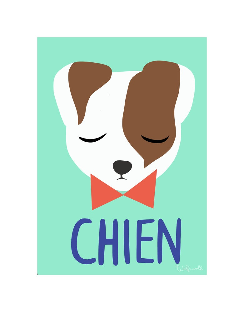 Image of CHIEN