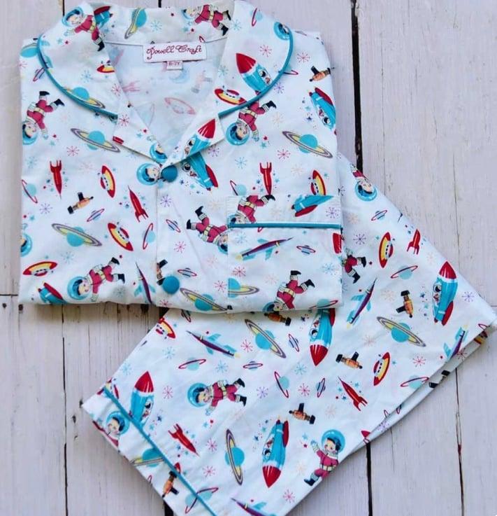 Image of Hugo Traditional Pyjamas