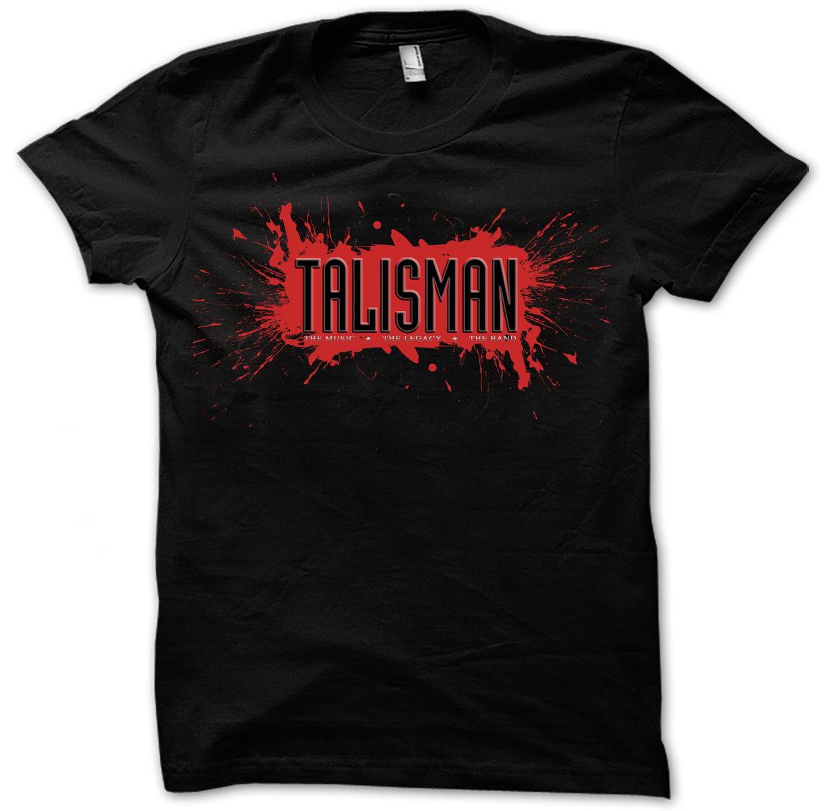 "Image of Talisman - Premium T-shirt ""Splatter"""