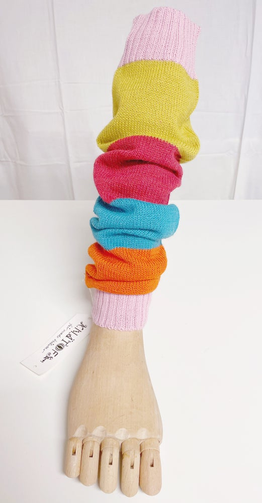 Image of Leg warmers Candy