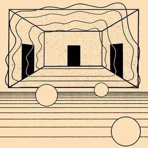 Image of Lazy Jones & Hazenberg - Unter einem Berg - LP (A.U.D.D.A./MPM)
