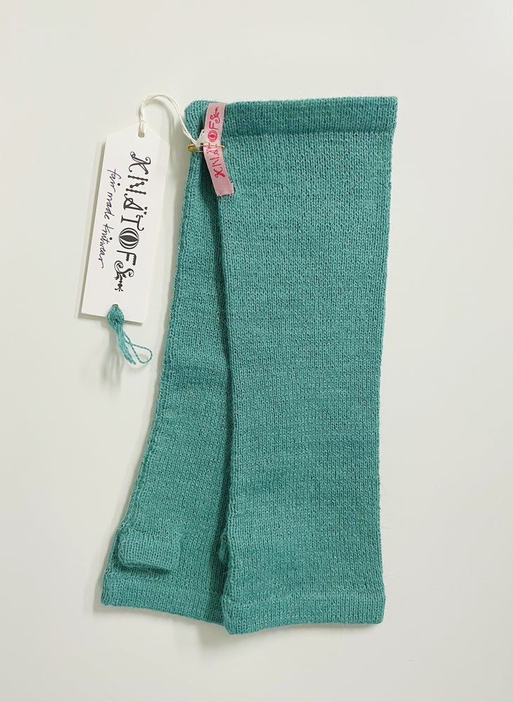 Image of Trist Warmers Pale Turquoise