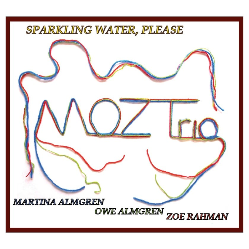 Image of Sparkling Water, Please - MOZ Trio