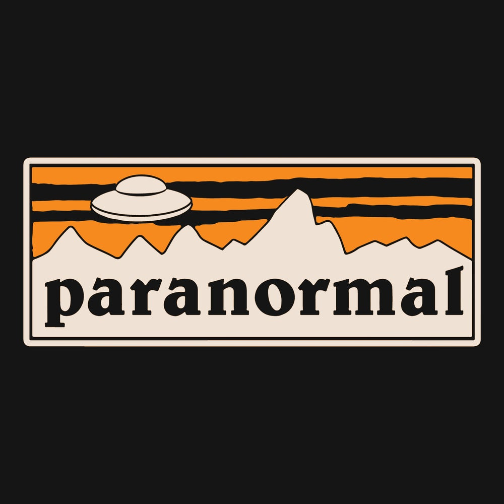 Image of Paranormal Retro Edition [BLACK]