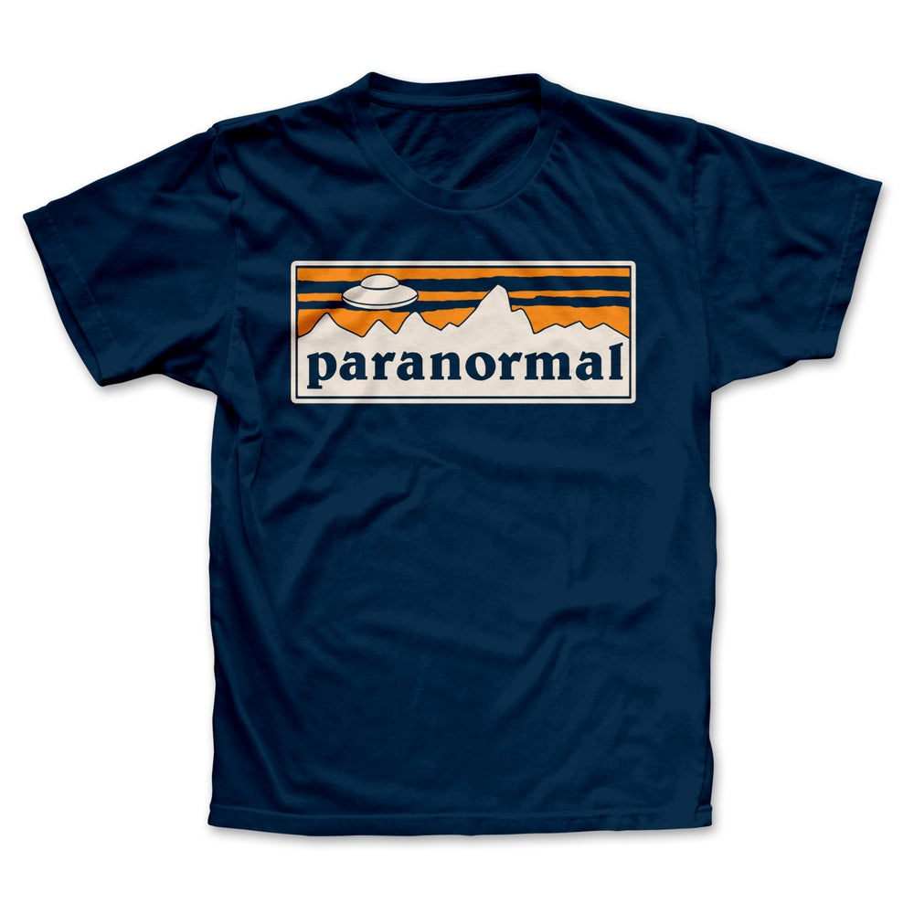 Image of Paranormal Retro Edition [NAVY BLUE]