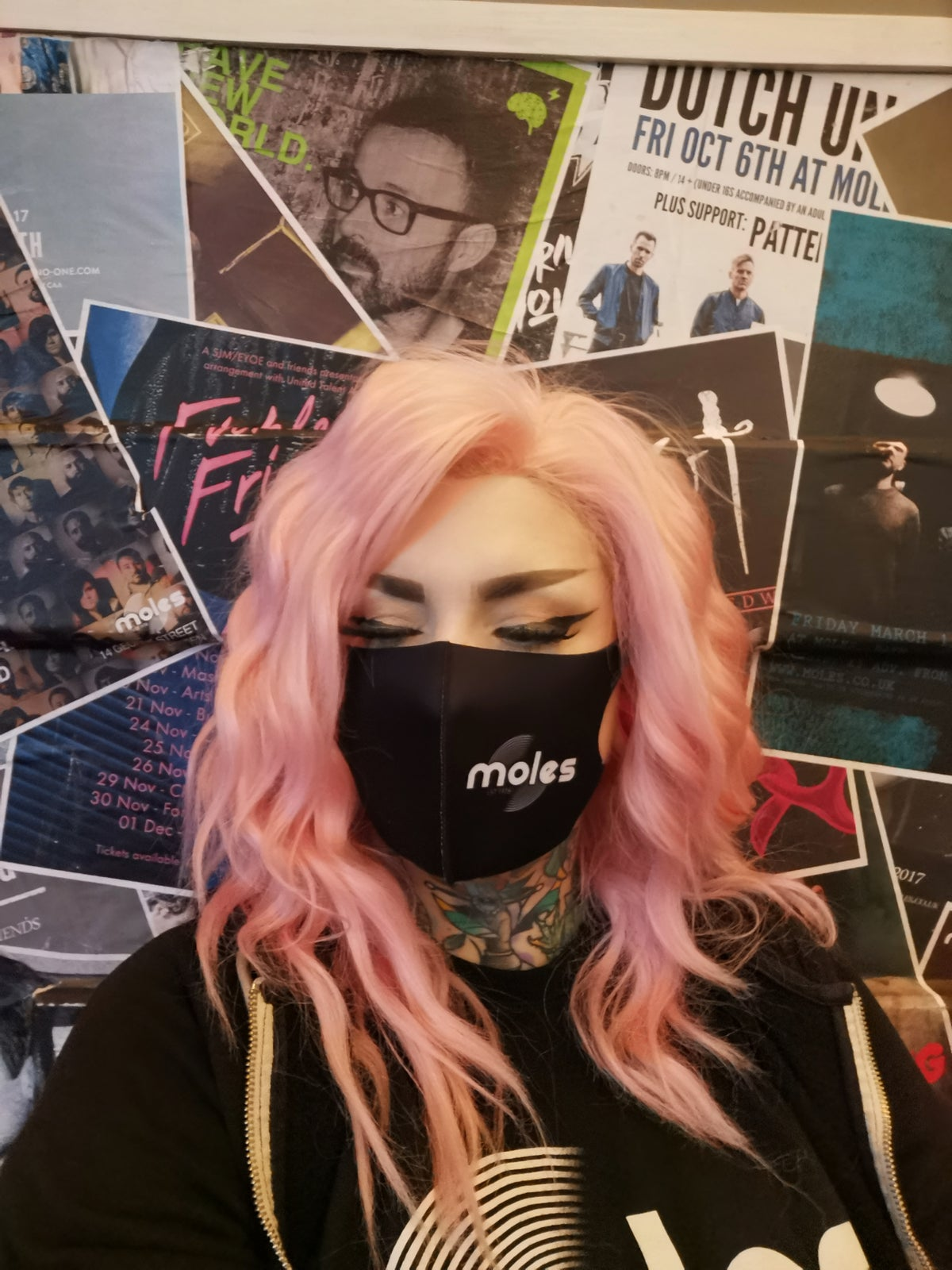 Image of NEW! Facemask
