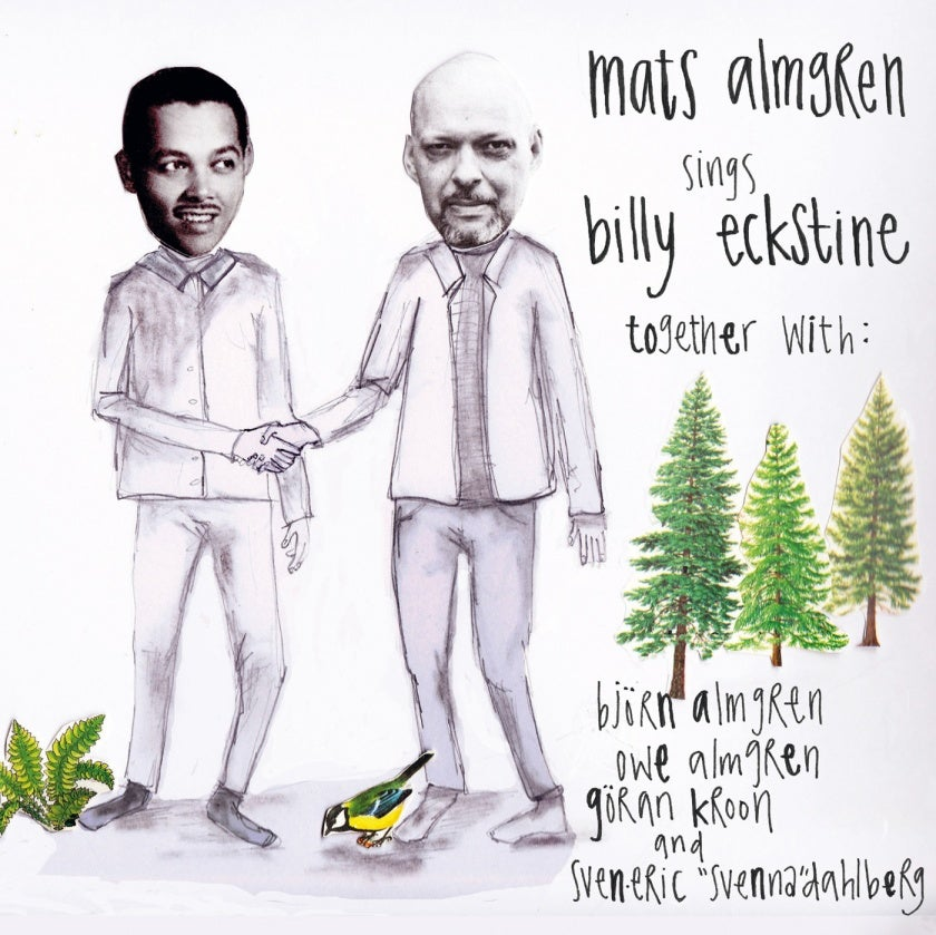 Image of MATS ALMGREN SINGS BILLY ECKSTINE - Mats Almgren