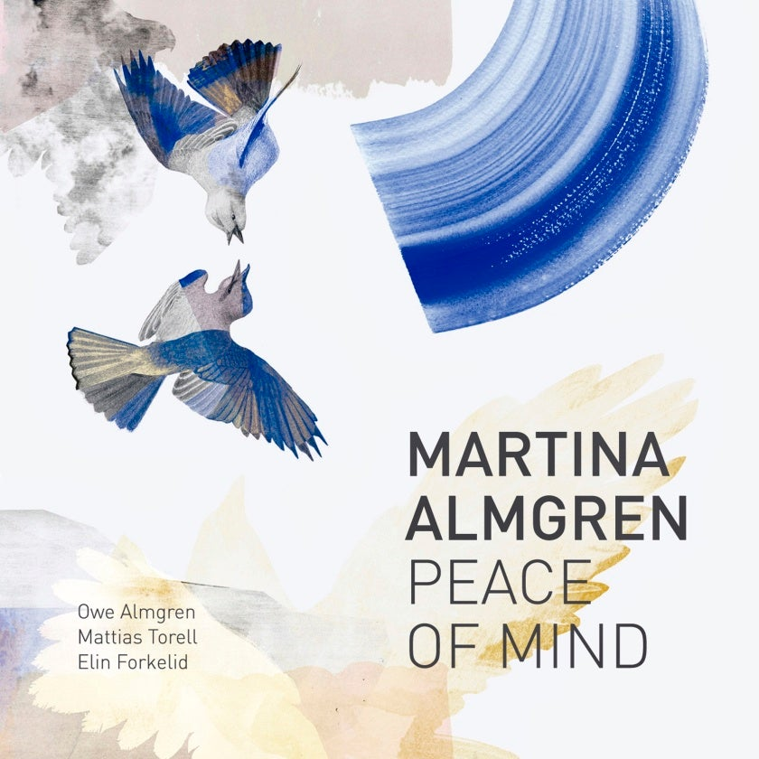 Image of PEACE OF MIND - Martina Almgren