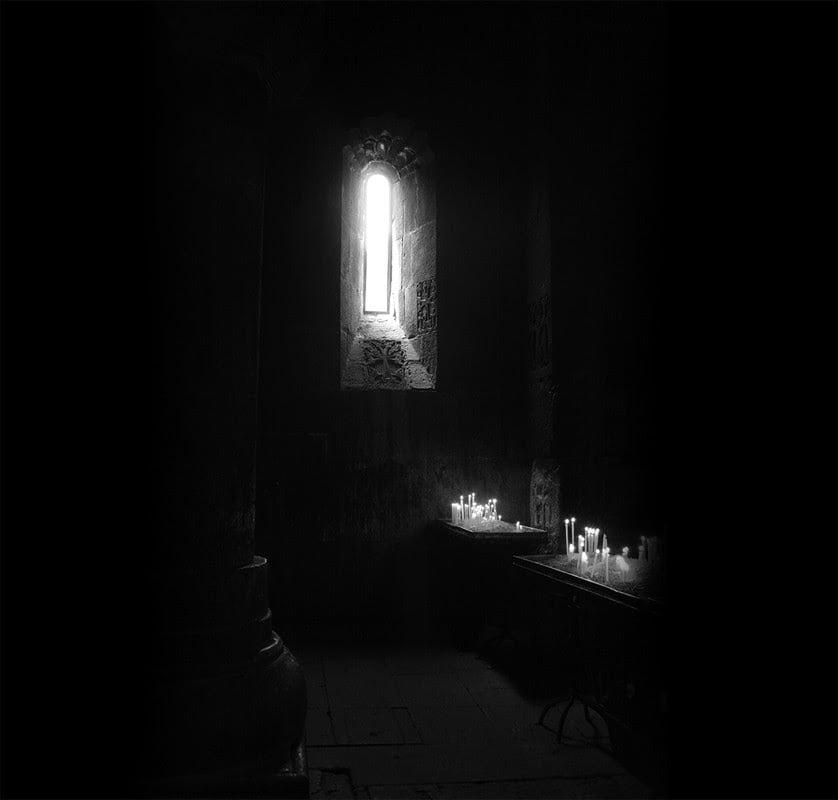 Image of Nahtrunar / Hesychia split LP