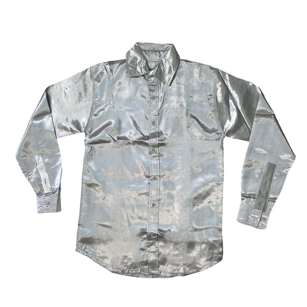Image of Silver Champagne Stains Shirt