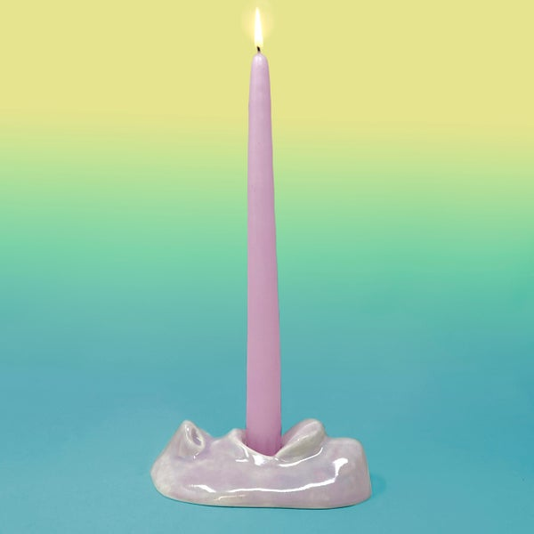 Image of Facial Candle Holder