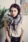 Knitting Pattern - Belleville Shawl Wrap