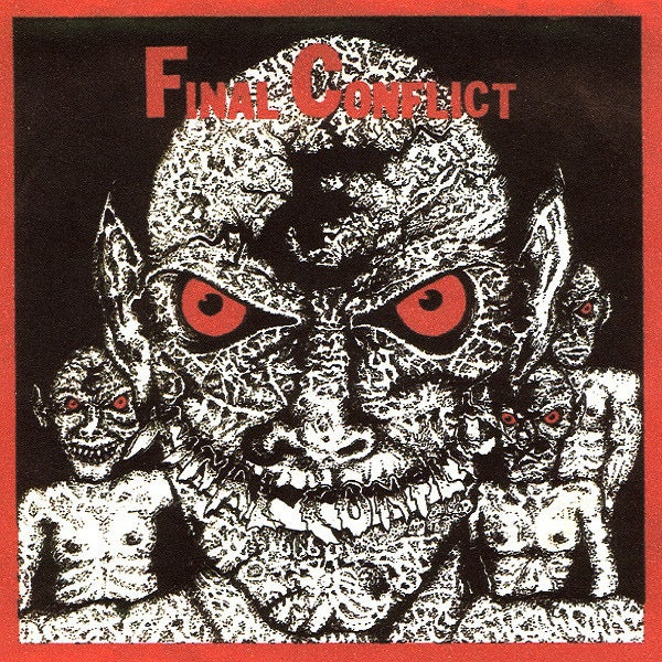 """FINAL CONFLICT-S/T 7"""""""