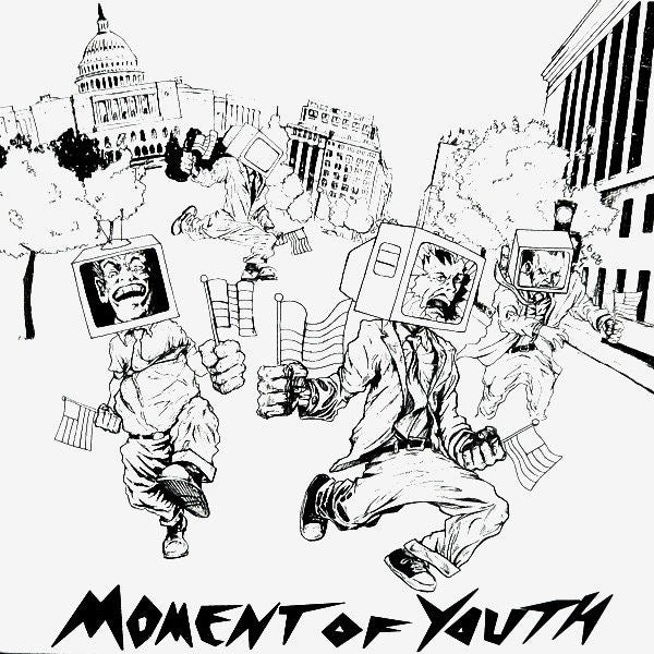 """MOMENT OF YOUTH-S/T 7"""""""