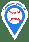 Baseballmapper Logo Sticker