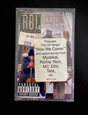 "Image of RBL posse ""An eye for an eye"""