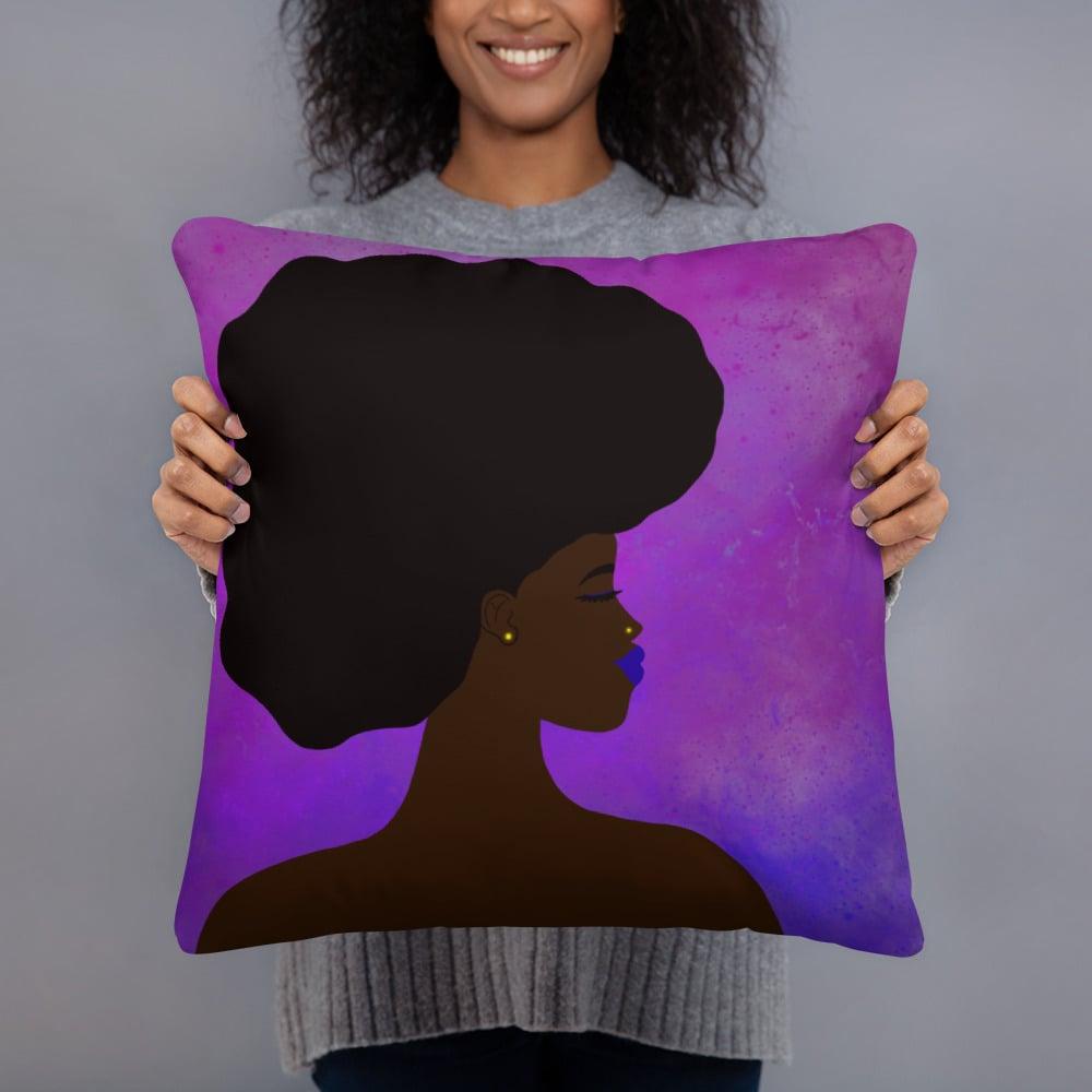 Throw Pillow - Nebula