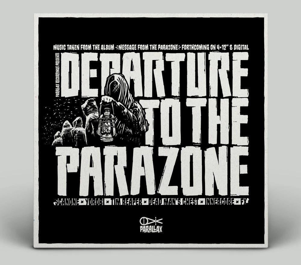 "Image of Departure To The Parazone (12"" Advance Sampler)"