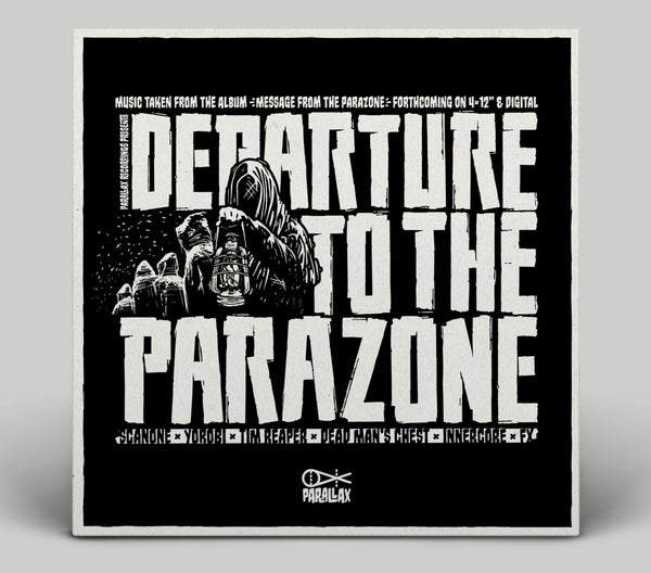 """Image of Departure To The Parazone (12"""" Advance Sampler)"""