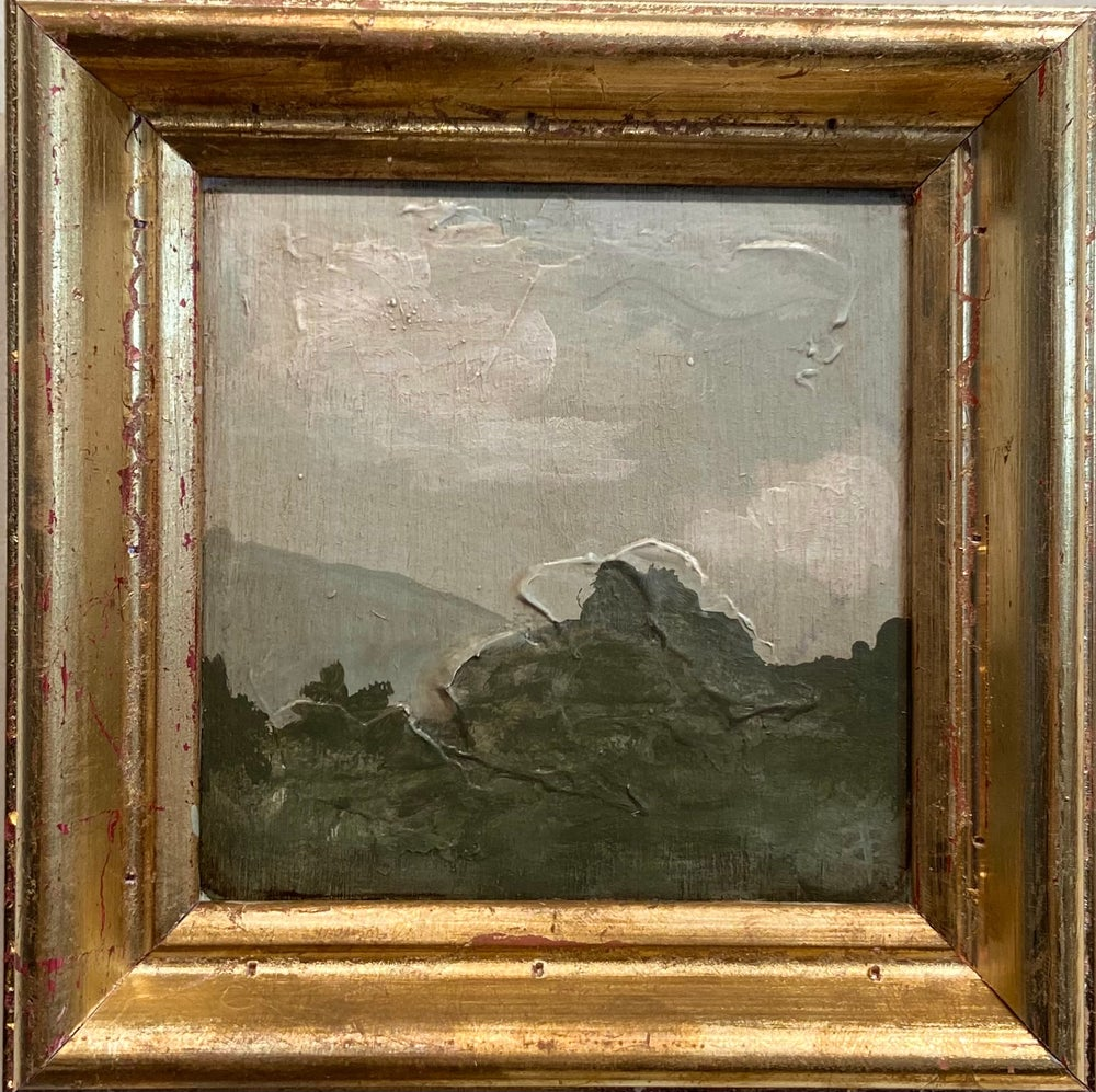 Image of 7x7 Landscape Gold 2