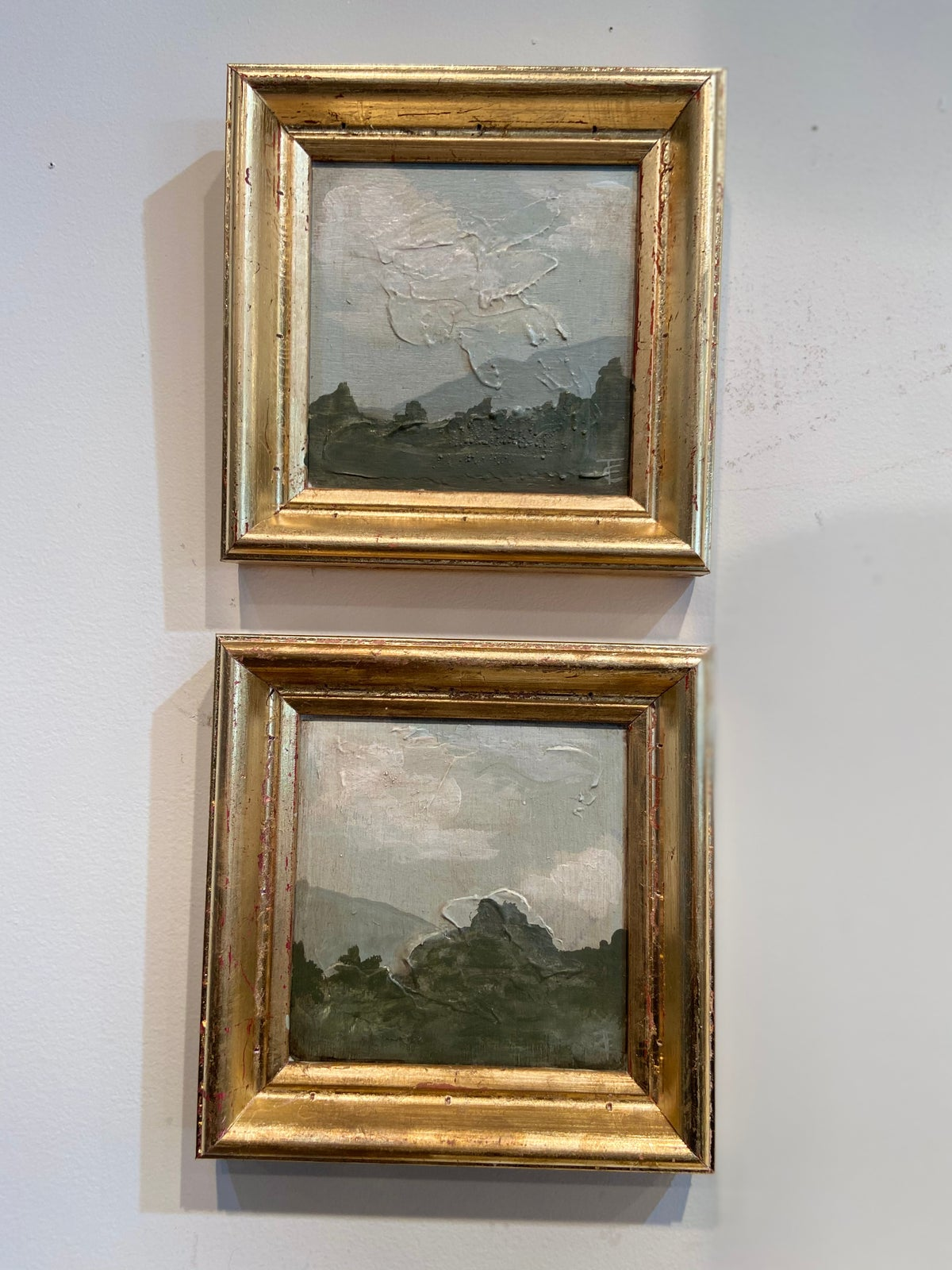 Image of 7x7 Landscape Gold