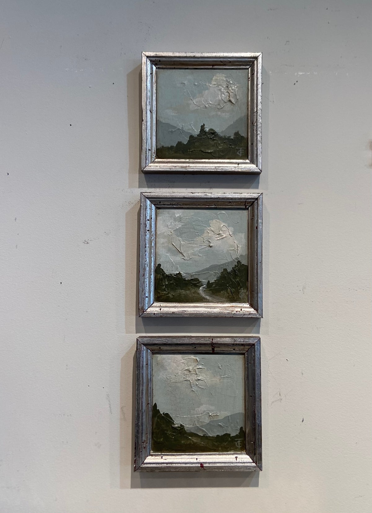 Image of 6x6 Landscape Silver 3