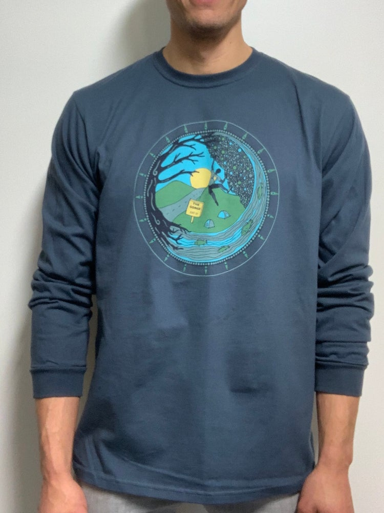 Image of THE GORGE long sleeve