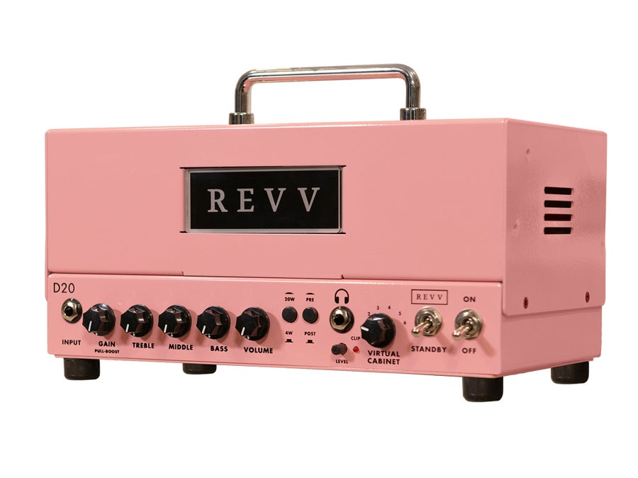 Image of Revv D20 - Shell Pink