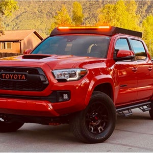 Image of Cali Raised Econo Roof Rack for Tacoma Double Cabs (2005-2021)
