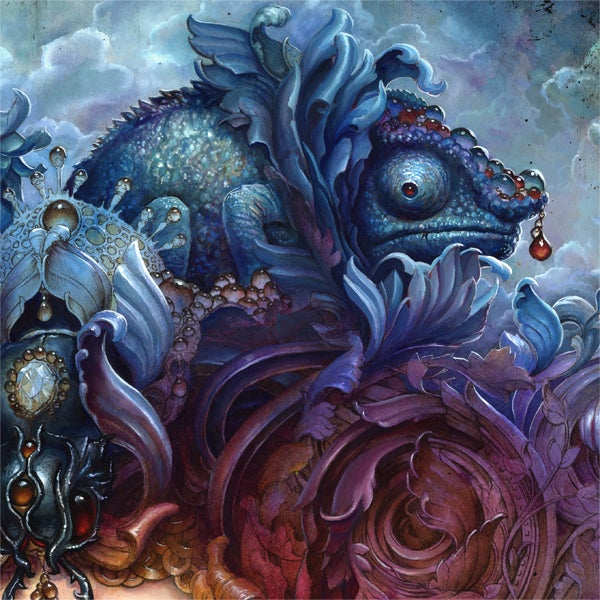 """Image of """"Tempest"""" giclee print"""