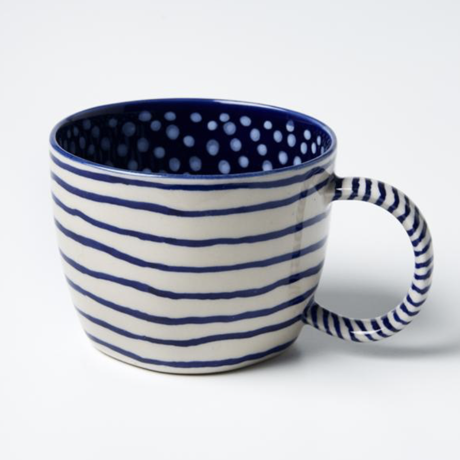 Image of Navy Mug
