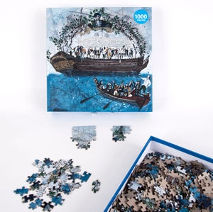 Image of Mutiny on the Bounty Puzzle