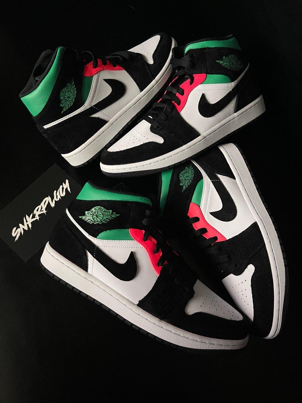 """Air Jordan 1 Mid """"South Beach"""""""