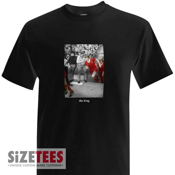 Image of The King T-shirt