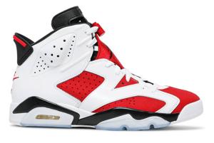 "Image of Air Jordan VI (6) Retro OG ""Carmine"" 2021"