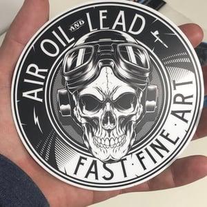 Image of single sticker