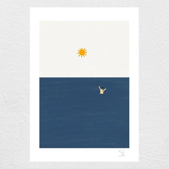 Image of Splash Print