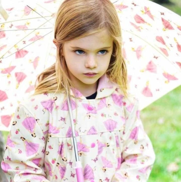 "Image of ""Sophia"" Raincoat (can be personalised)"