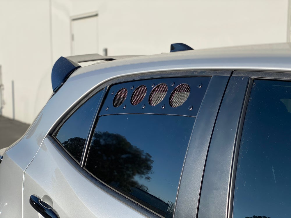 Image of 2019-2021 Toyota Corolla Hatchback Window Vents