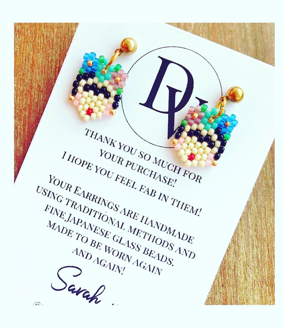 Image of Frida Kahlo Mini Earrings