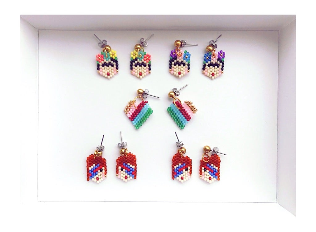 Image of Bowie Mini Earrings