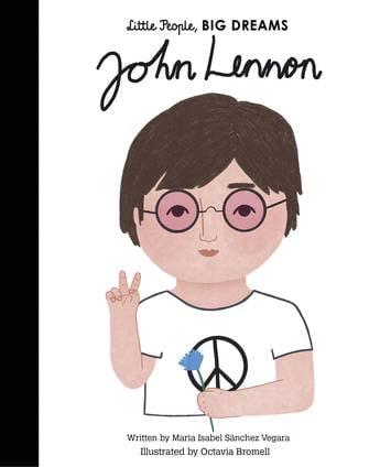 Little People , Big Dreams - John Lennon.