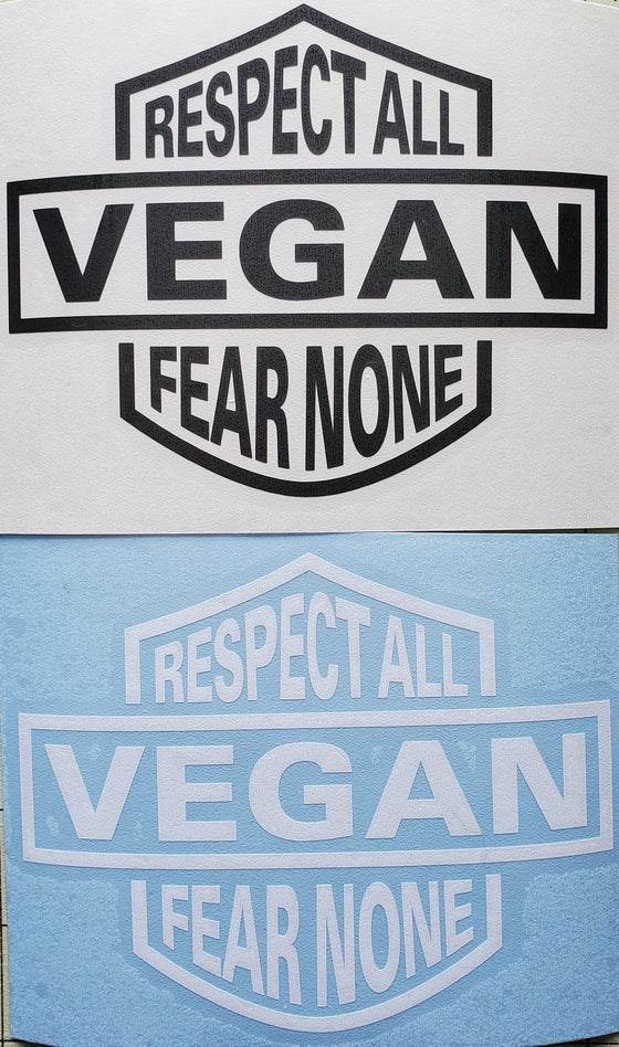 Image of Respect Vegan