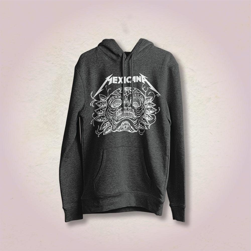 Mexicana 'Dia de Muertos' hoodie