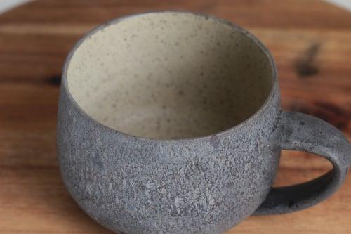 Image of Charcoal Cappuccino Mug