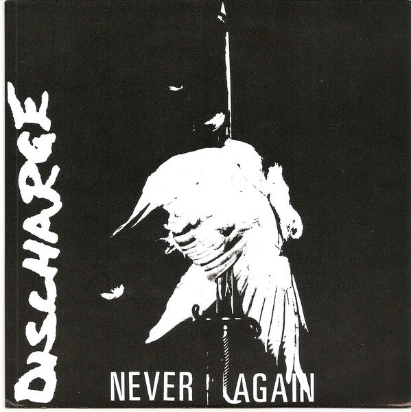 "DISCHARGE - ""Never Again"" 7 ""EP"