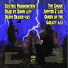 """Electric Frankenstein/The Ghoul Split 12"""" Maxi Single EP (Colored Vinyl)"""