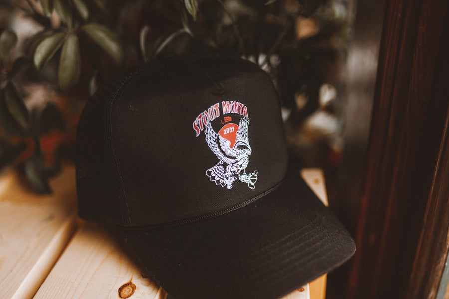 Image of 2021 Stout Month Trucker Hat