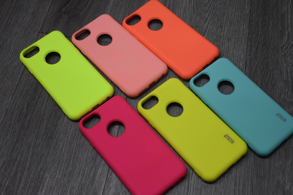 Image of Silicone Cases iPhone 6/7/8/SE